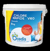 CHLORE RAPIDE V60